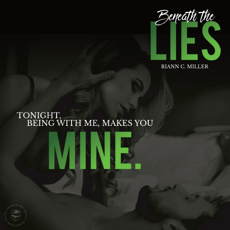 Beneathe The Lies_Riann C. Miller_Teaser 1