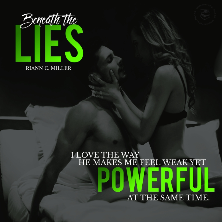 Beneathe The Lies_Riann C. Miller_Teaser 2